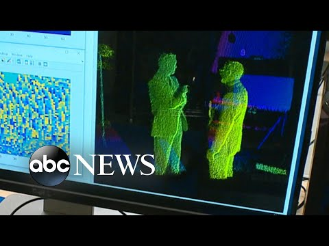 Inside look at new technology to protect bus, train stations