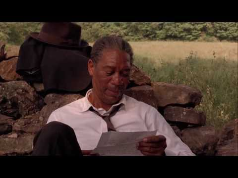 Hope is the good thing(The Shawshank Redemption 1994).