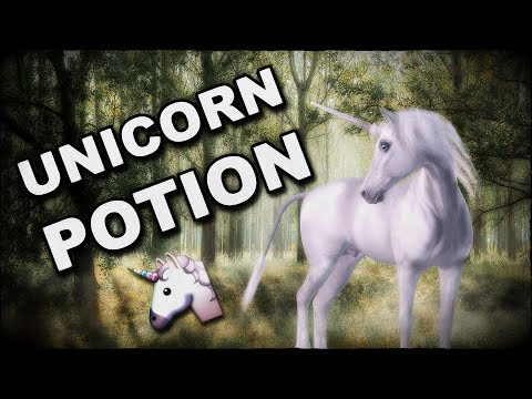 How To Make A Unicorn Transfiguration Potion
