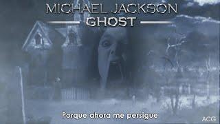 Michael Jackson - Ghost Subtitulado En Español [HD Remastered] Radio Edit