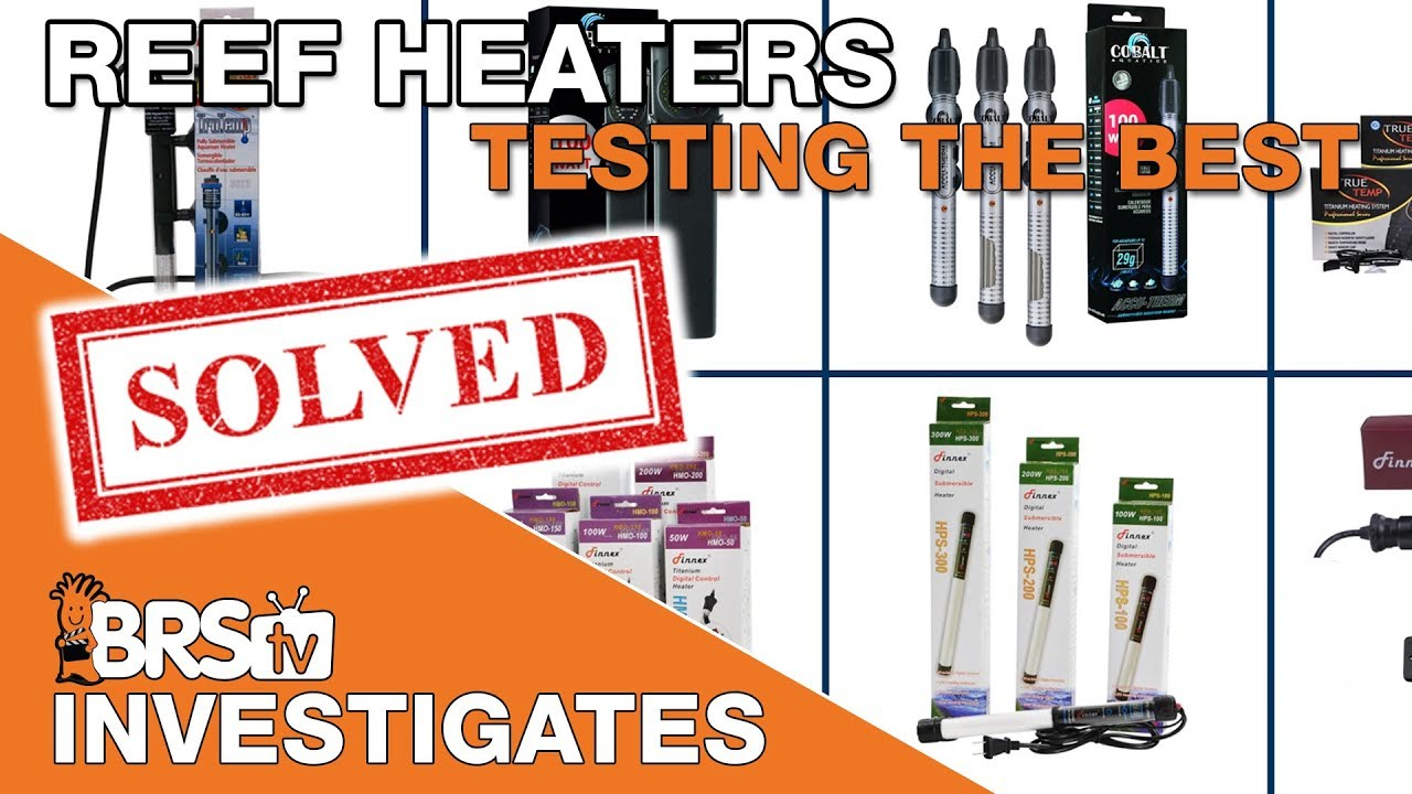 BRStv Investigates: How accurate are heaters and which one is the best?