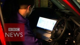 Volkswagen and pollution: How do you test a car's emissions? BBC News
