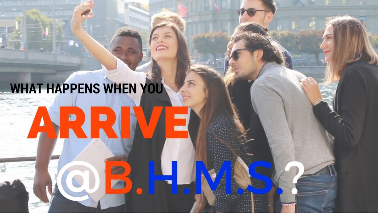 what to expect upon arrival at bhms?