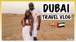 Mr & Mrs B || Dubai 2018 Travel Vlog