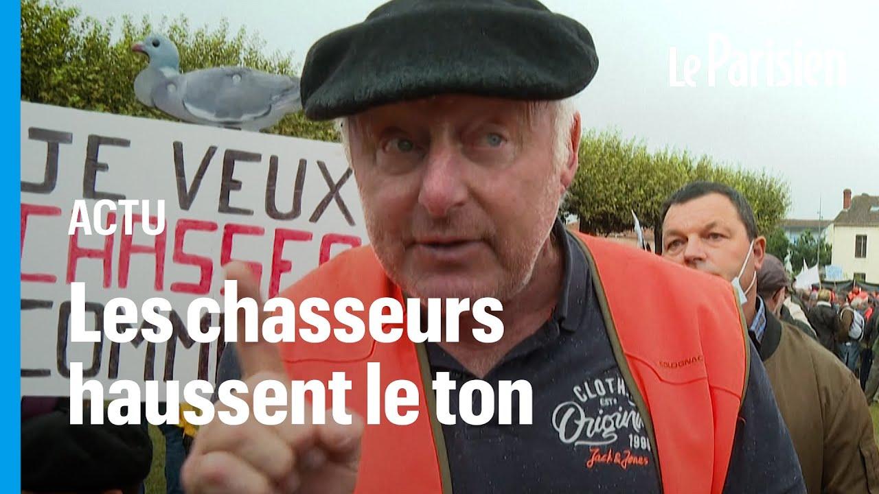 Manifestation des chasseurs : «Ceux qui touchent à nos traditions vont avoir de gros problèmes»