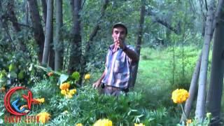 preview picture of video 'Bozkır Sorkun Kasabasında Bahçeye Toprak Balık Havuzu Yapan Emmi'