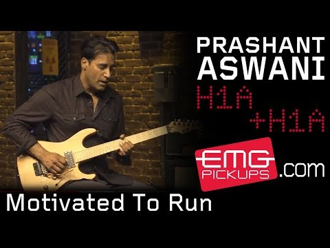 "Prashant Aswani: ""Motivated To Run"" for EMGtv"