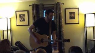 Ari Hest House Concert - I'll Be There