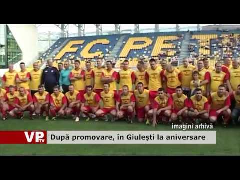 După promovare, în Giulești la aniversare