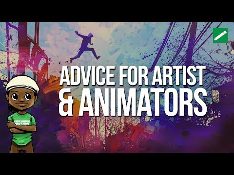 Business Advice for EVERY Animator and Artist!