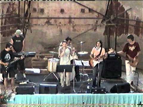 Diagnoza - Houbaření (live in Výsluní church 2005)