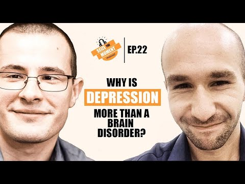 STM Podcast #22: Why Is Depression More Than A Brain Disorder?