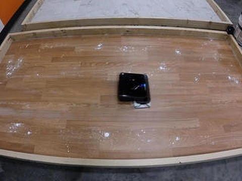 iRobot Braava 380t - No standing ovation for this robotic floor mop