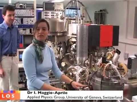 Sputter deposition of superconducting films