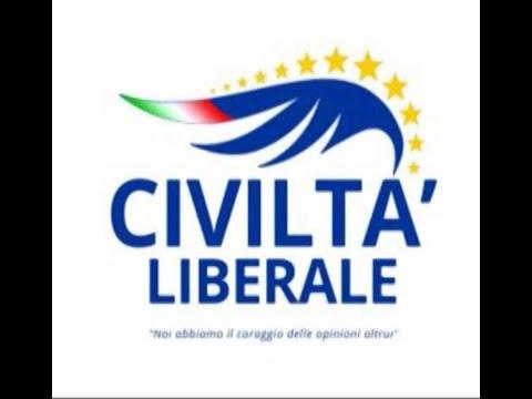 SANREMO: NASCE IL MOVIMENTO POLITICO ''CIVILTA' LIBERALE''