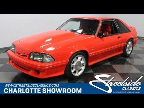 Video of '93 Mustang - QBKU
