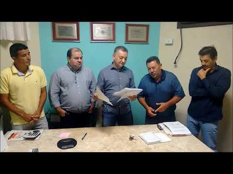 Sérgio Souza libera R$400 mil em recursos para Borrazópolis