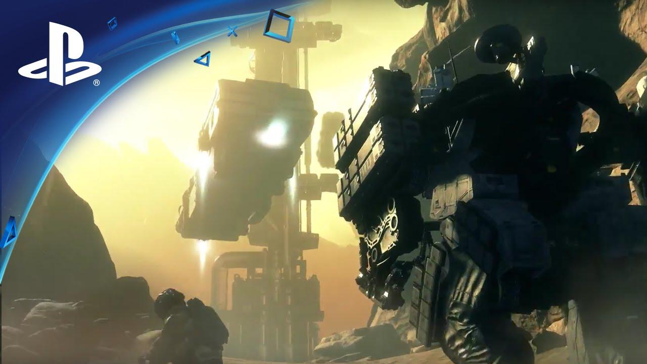 Call of Duty: Infinite Warfare erscheint am 4. November auf PS4