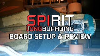 "Osprey 41"" Twin-Tip: Board Review & Setup"