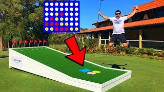 GOLF CONNECT 4 = BEST GAME EVER!!