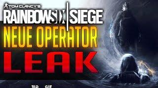 NEUE OPERATOR LEAK | Rainbow Six Siege
