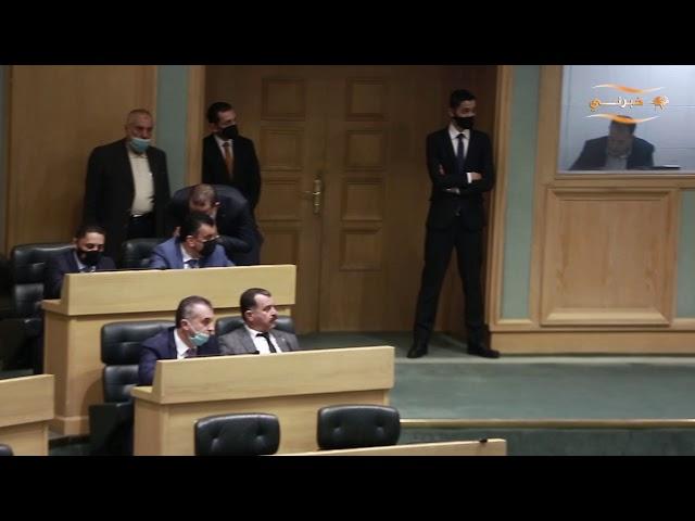 النائب عبدالكريم الدغمي ينتقد تصوير المراسلات تحت القبة