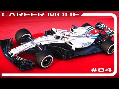 F1 2018 CAREER MODE #84 | COCKPIT VIEW S4 FINALE! | Abu Dhabi GP (110% AI)