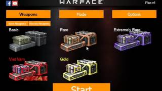 CS Warface Plus: Launcher v1