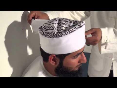Download How to wear Amama or Turban كيف تلبس العمامة HD Mp4 3GP Video and MP3