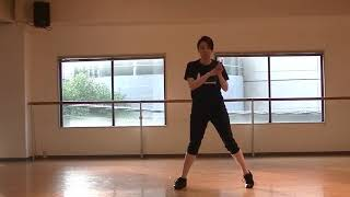 瀬稀先生のダンスレッスン〜ダンス力向上のポイント・見る目、体で覚える〜