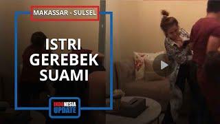 Viral Video Istri Sah Lempar Toples ke Istri Muda saat Digerebek dengan Suami, Kini Saling Lapor