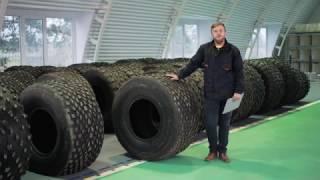 Как переделать Уаз на шины низкого давления