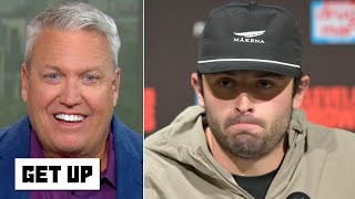 Rex Ryan's message to Baker Mayfield: Take some ownership for the Browns' loss | Get Up
