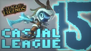 Casual league #15 | Obamacare League Team ft. Uberdanger
