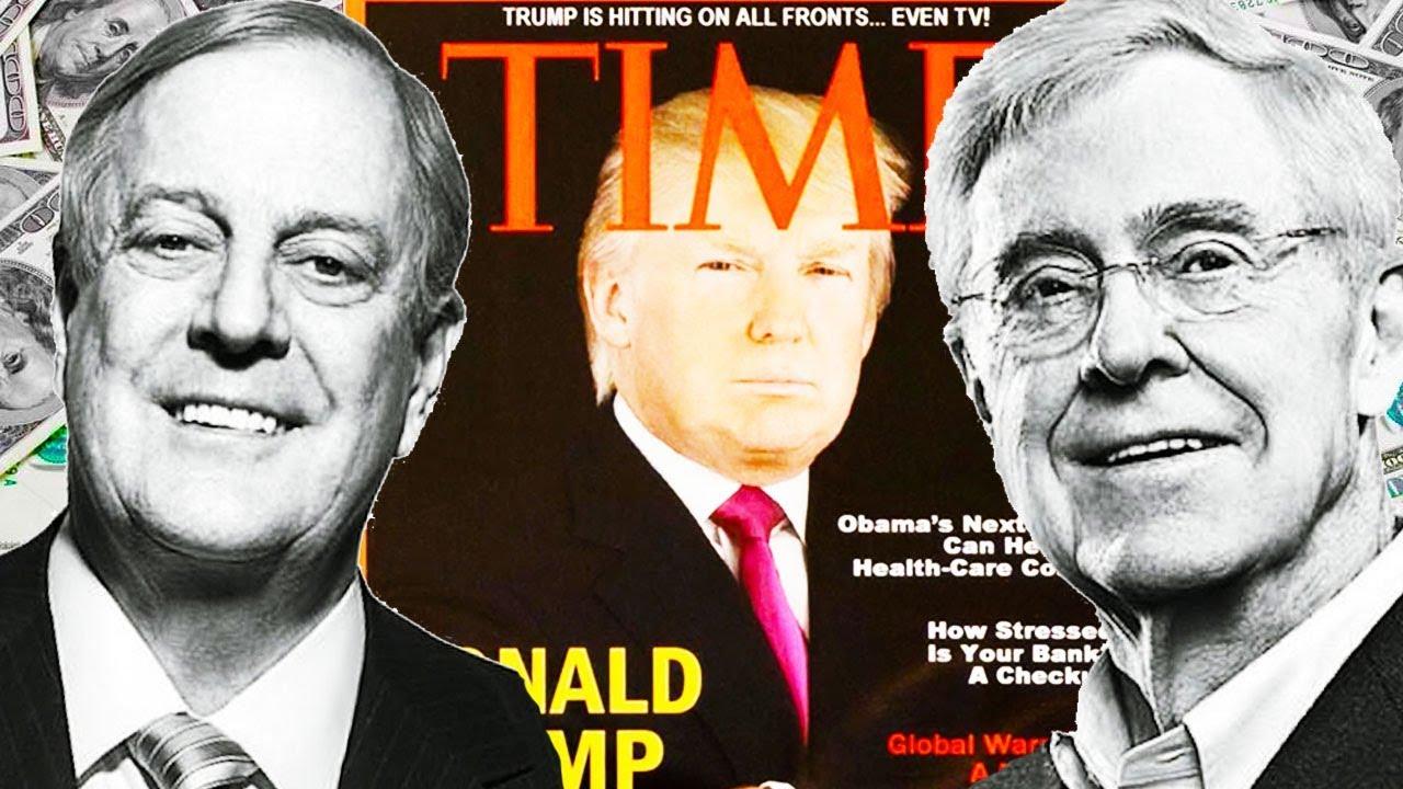 Koch Brothers Buy Trump's Favorite Magazine thumbnail