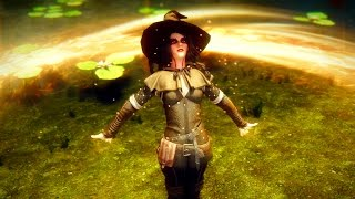 Skyrim: The Fancy Witch Armour: Броня Ведьмы