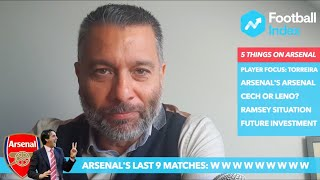 FIVE Things: The Arsenal Edition