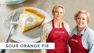 How to Make Classic Florida Sour Orange Pie