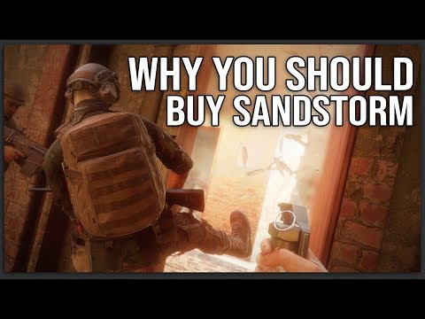 Why You Should Buy Insurgency: Sandstorm in Under 5 Minutes...