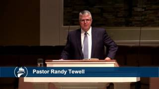 Randy Tewell: Where Our Hope Comes From