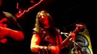 "EXCITER - ""Rain of Terror"" - Live in Chicago 11-18-2011"