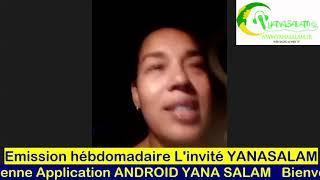 Invité YANASALAM Karen Johane Ho Tin-Noé