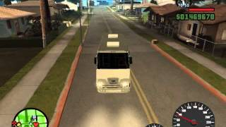preview picture of video 'nuevo camion gta san andreas'