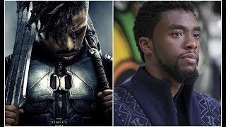 Why I RESPECT Erik KiIImonger More Than T'Challa #BlackPanther