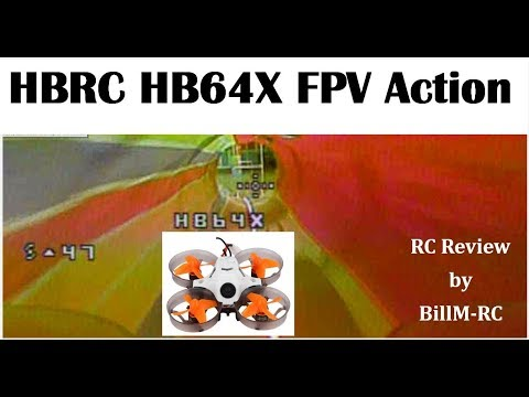 HB64X FPV camera action clips