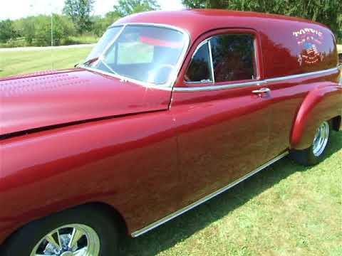 Video of Classic '52 Chevrolet Sedan Delivery located in Ohio - LYA2