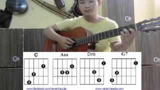#8 Cách bấm chuyển các hợp âm cơ bản