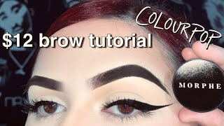 Affordable Eyebrow Tutorial 2020 | Kayla Martinez