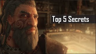 Skyrim: Top 5 Companions Facts and Secrets You May Have Missed in The Elder Scrolls 5: Skyrim