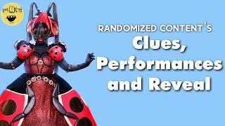 Ladybug - Clues, Performances and Reveal | Season 2 | THE MASKED SINGER
